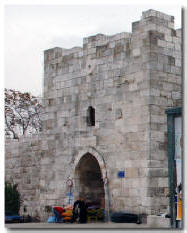 The Herod's Gate
